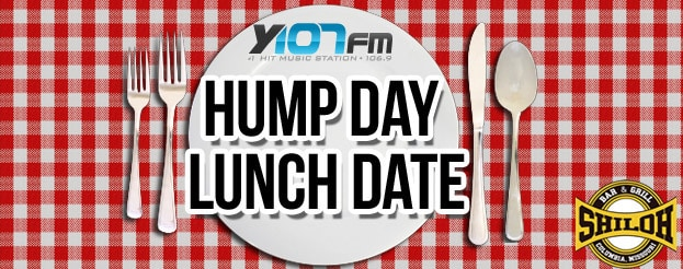 hump day lunch date y107