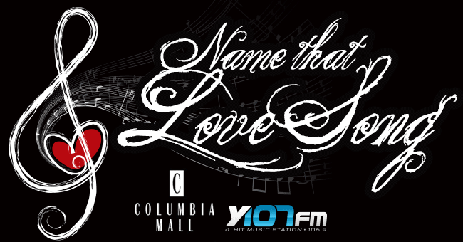 Columbia Mall Name That Love Song slider 2014