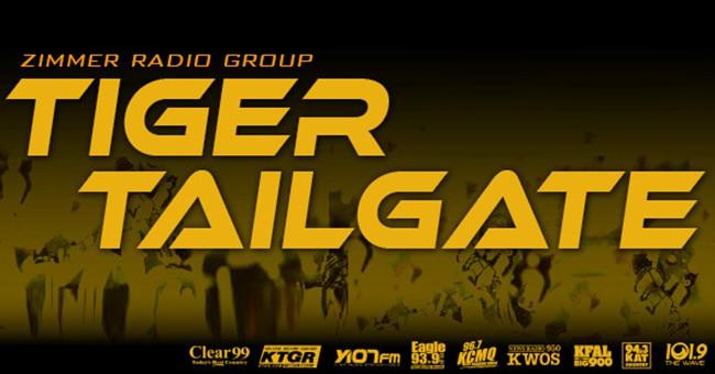 Tiger Tailgate slider 2014