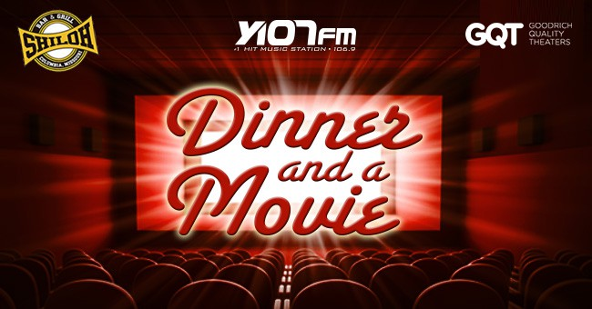 Dinner and a Movie - Shiloh and GQT 2015