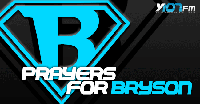 prayers for bryson