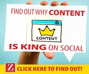 Find out why content is king on social.
