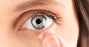 Contact Lenses could make you go blind