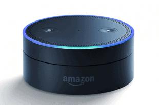 Amazon Echo Dot with Alexa