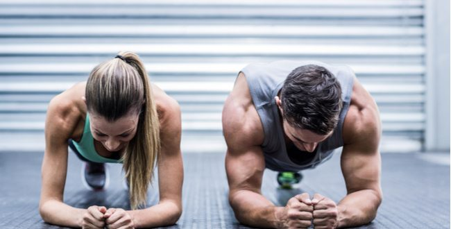 New app Gymder lets you hook up with single workout partners