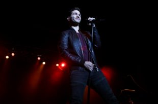 Andy Grammer strips down Give Love with acoustic performance.