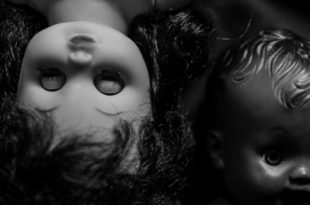 Creepiest hobby you have ever seen!