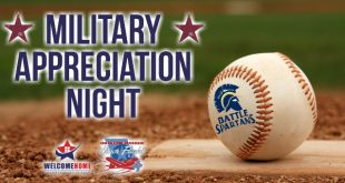 Battle High School Military Appreciation Night