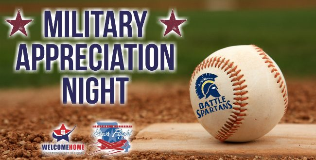 Battle High School Military Appreciation Night