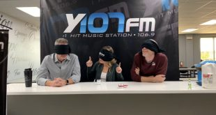 Y107 Staff Does The Vodka and Milk Challenge! [VIDEO]