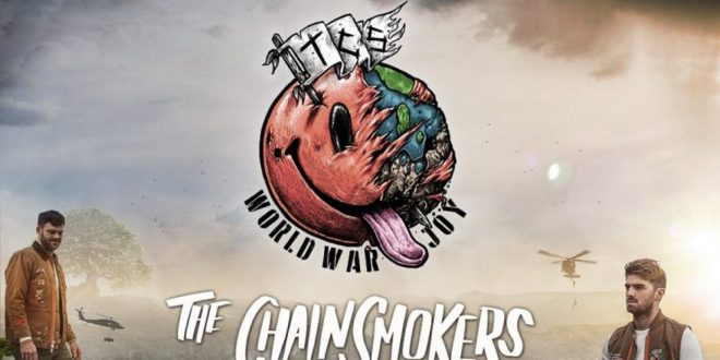 Chainsmokers Tour Poster