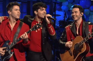 Jonas Brothers on SNL