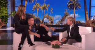 Jennifer Aniston Gives a Friends Reunion Update on Ellen
