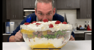 Y107's Thanksgiving Trifle