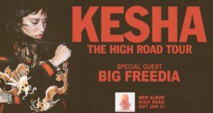 Kesha High Road