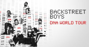 Backstreet Boys DNA tour