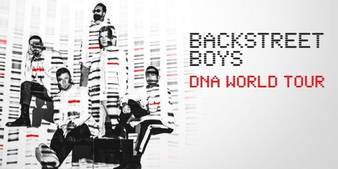 Backstreet Boys DNA tour