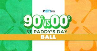 St. Paddy's Ball