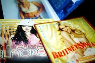 Britney albums