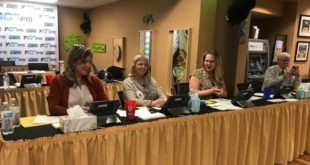Radiothon phone bank