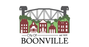 Boonville City logo