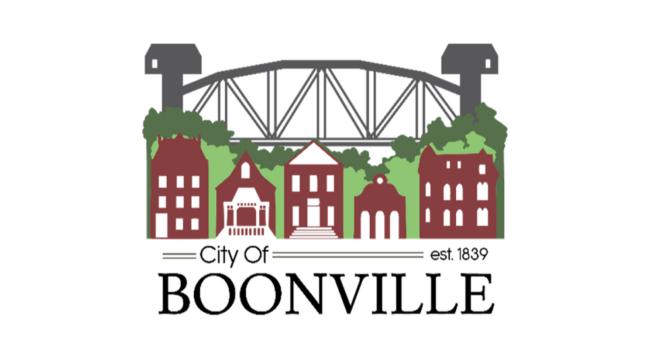 Boonville City logo