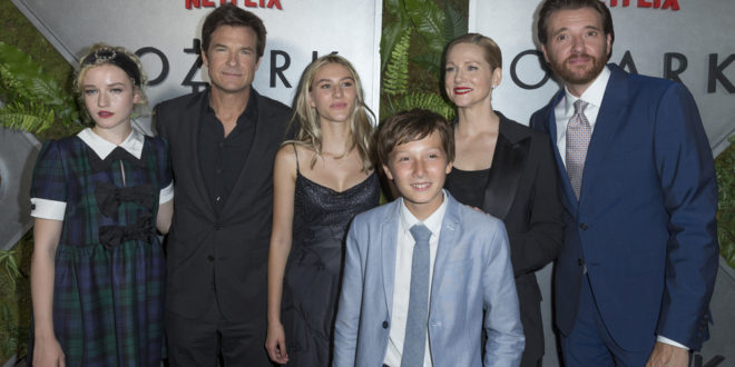 Ozark cast