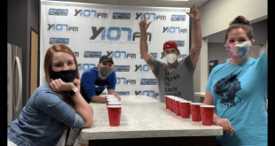 Mask Flip Cup
