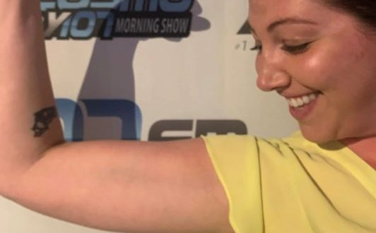Lauren's Muscle