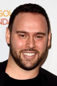 Headshot of Scooter Braun