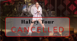 Halsey Tour Cancelled