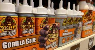bottles of Gorilla Glue