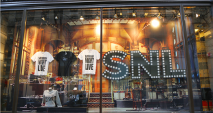 Saturday Night Live Storefront