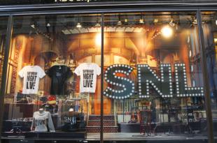 Saturday Night Live Storefront