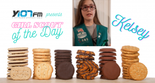 Girl Scout of the Day: Kelsey