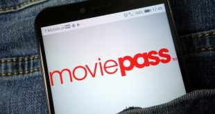 Moviepass app on phone