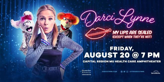 Darci Lynne Tour poster