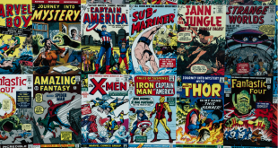Tapestry with the marvel superhero comics - Captain America Iron Man Thor X men