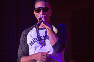 Rapper & Actor Ludacris performs at the Atlanta Celebrates the 3rd annual THE TOUR CHAMPIONSHIP on Sept. 18th, 2017 at the College Football Hall of Fame in Atlanta Georgia - USA