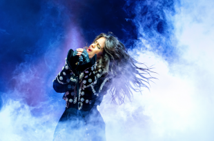 Camila Cabello performs in concert at St. Jordi Club stage on June 26, 2018 in Barcelona, Spain.