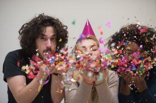 confetti party